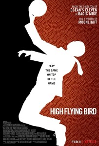 High Flying Bird locandina recensione