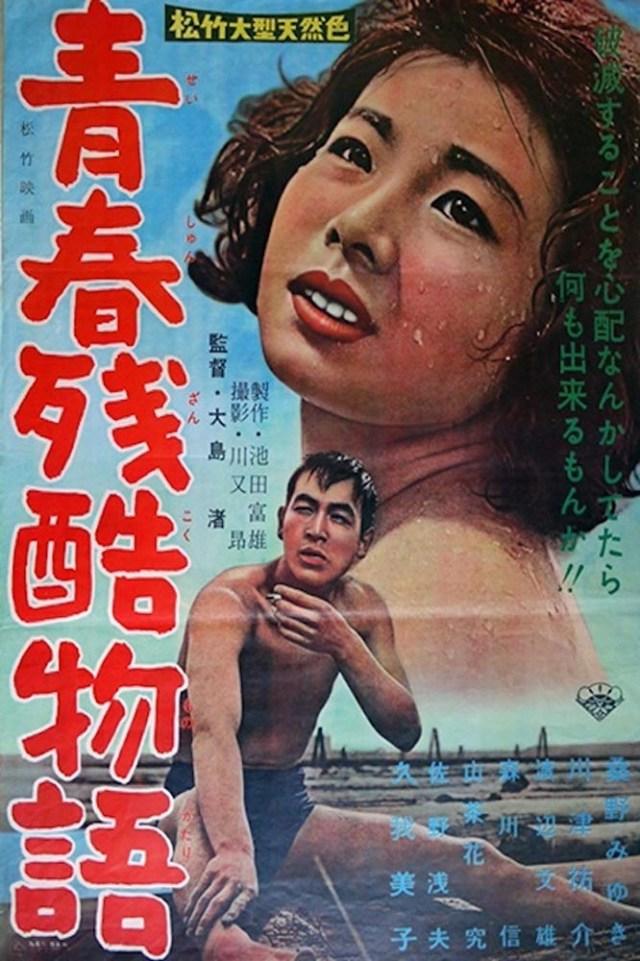 Racconto crudele della giovinezza (1960) locandina film