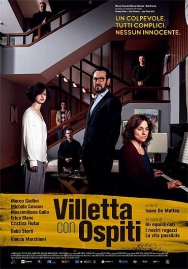 Villetta con ospiti locandina