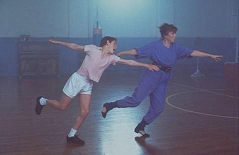 la danza di Billy Elliot