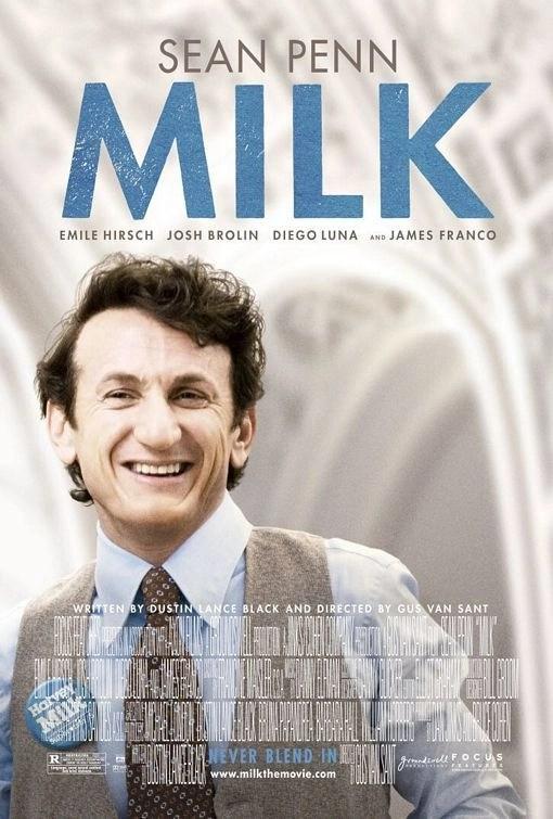 Milk locandina film