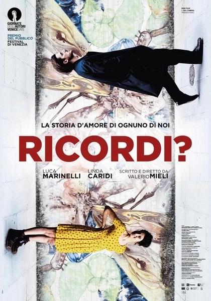 Locandina film Ricordi? (2018)