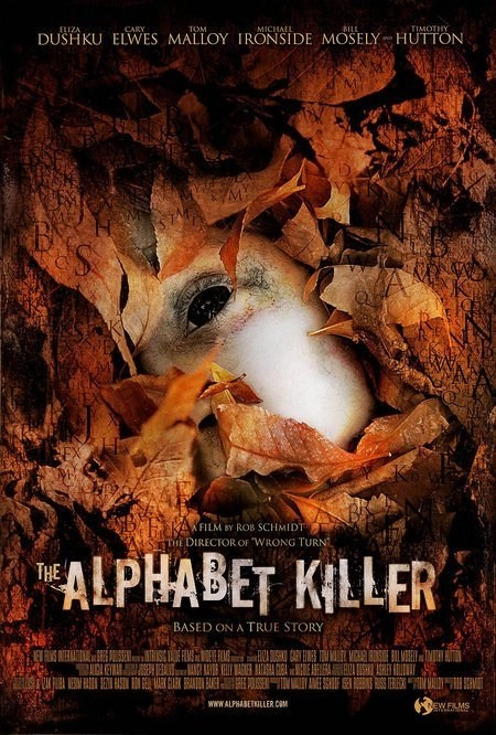 The Alphabet Killer (2008) locandina film