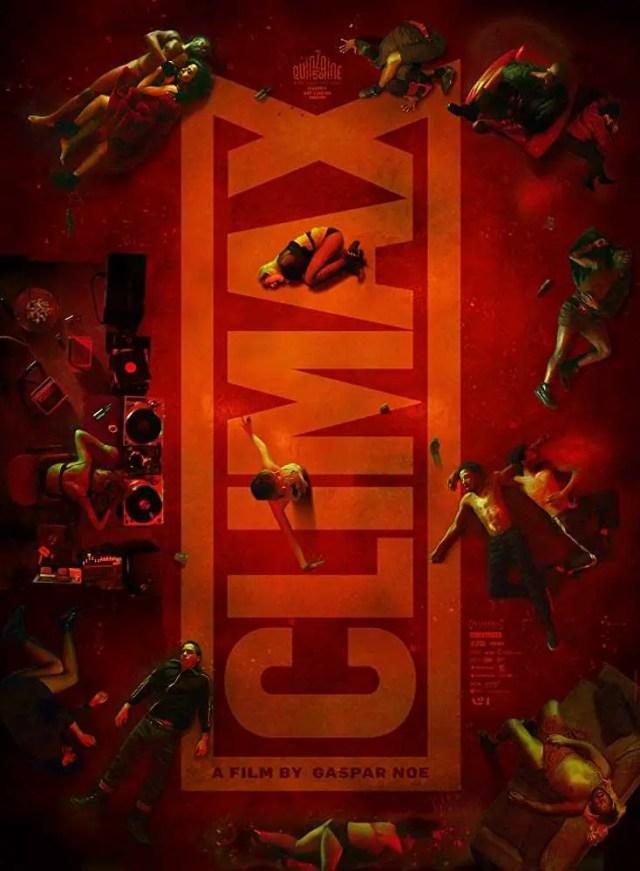 climax locandina film