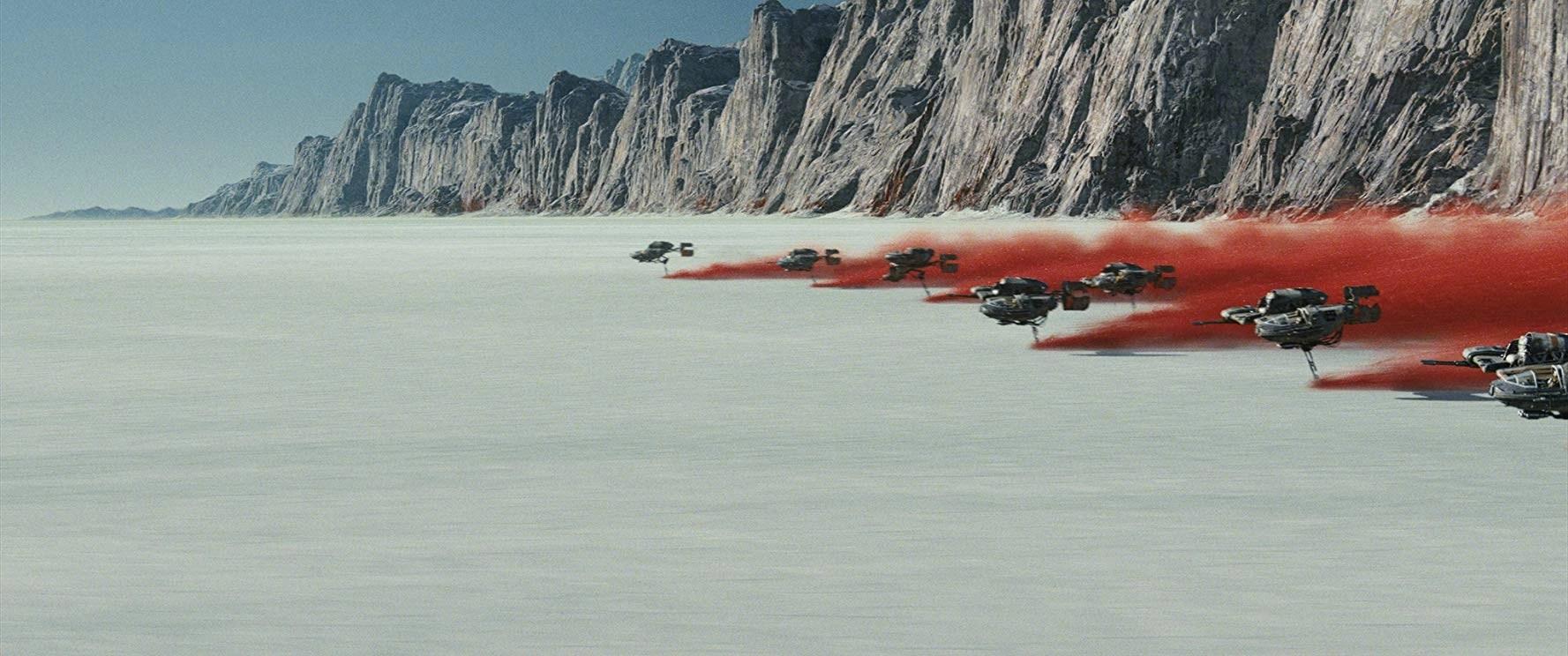 guerre stellari 8 lo scontro finale gli ultimi jedi recensione