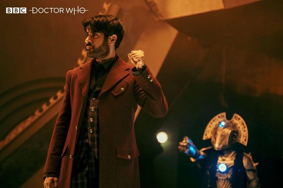 Il Maestro in Doctor Who 12