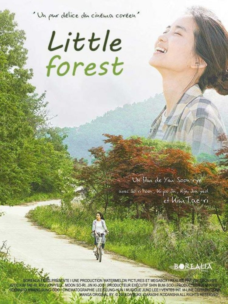 Little Forest- locandina