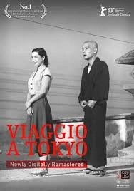 Viaggio a tokyo locandina film