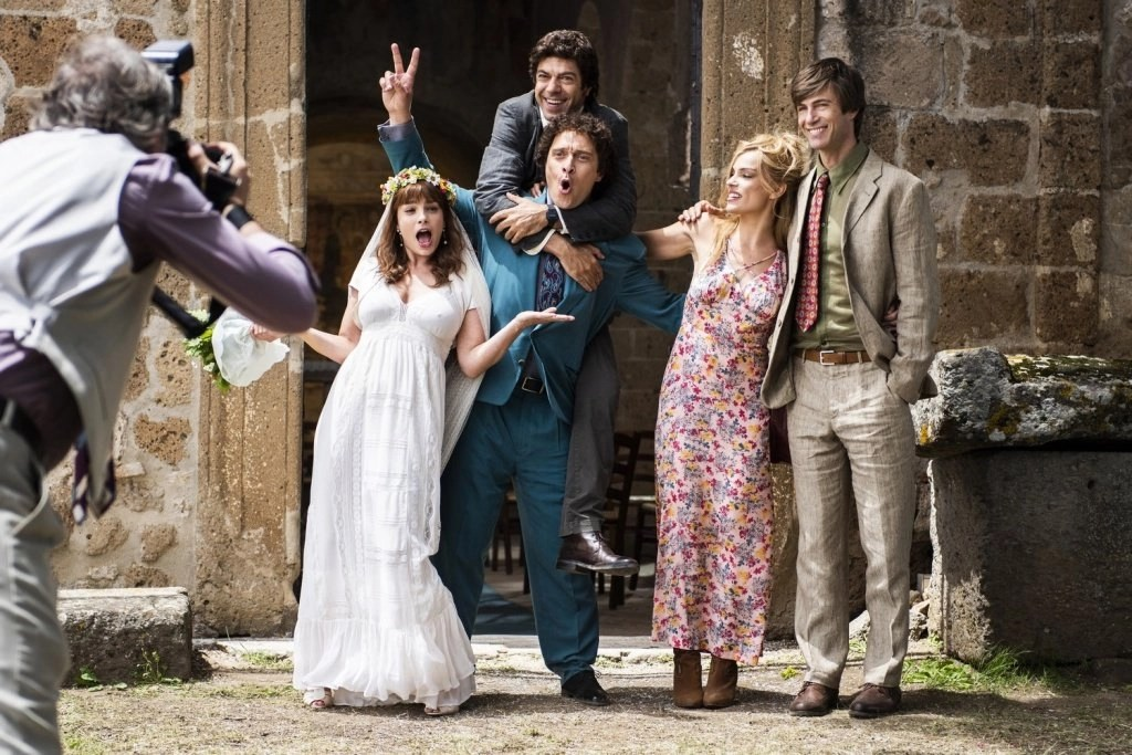 gli anni più belli attori del film matrimonio