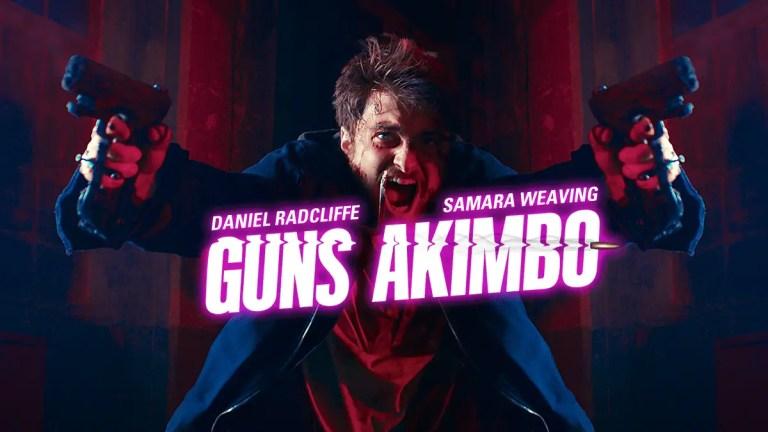 guns akimbo recensione film