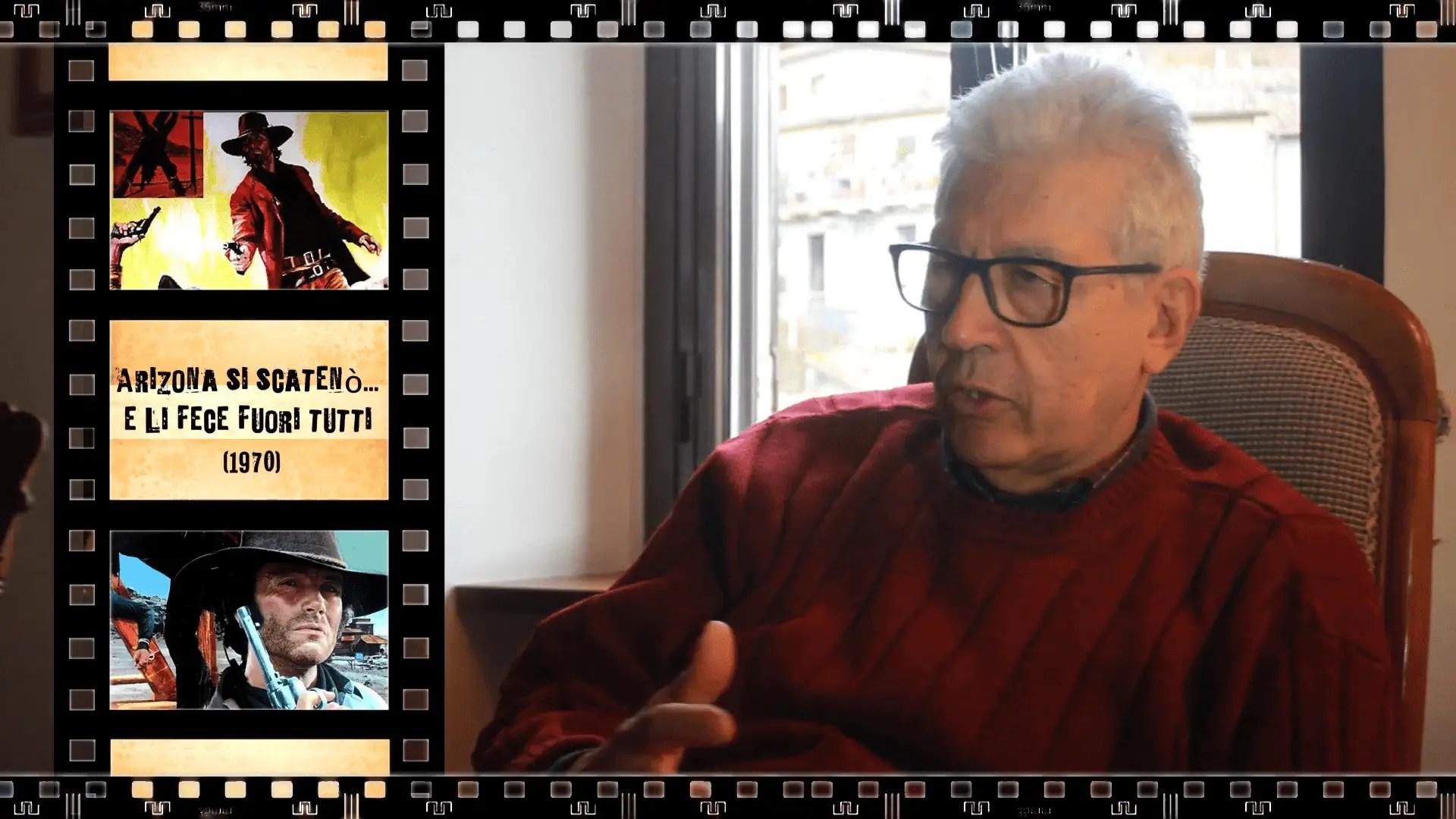 Arizona si scatenò… E li fece fuori tutti (1970) intervista al regista Sergio Martino