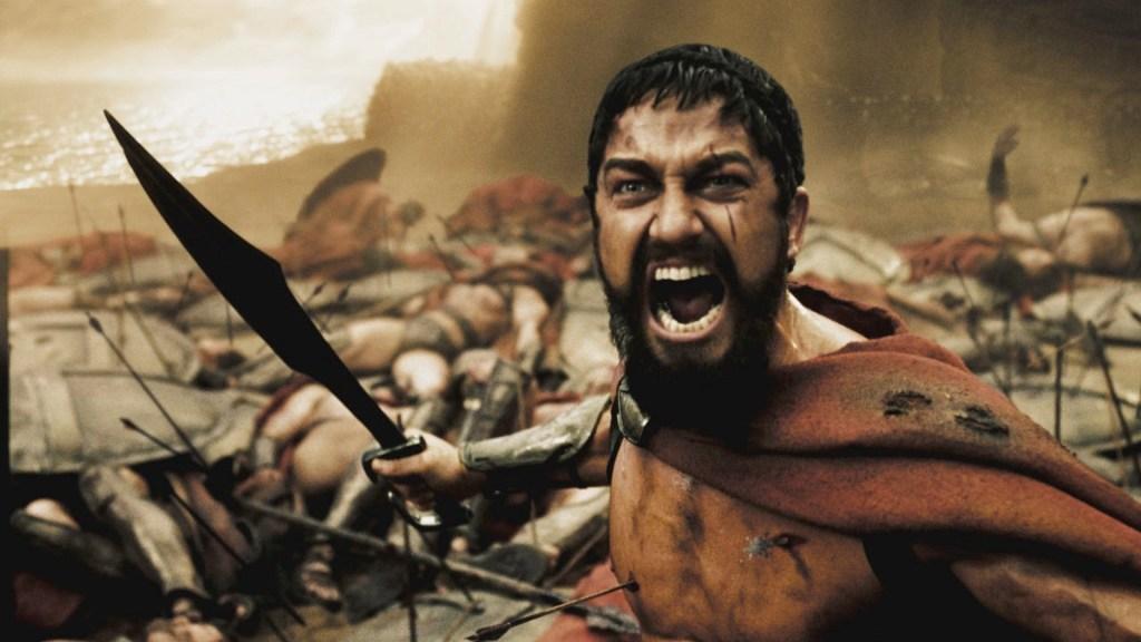 L'urlo di Leonida - 300