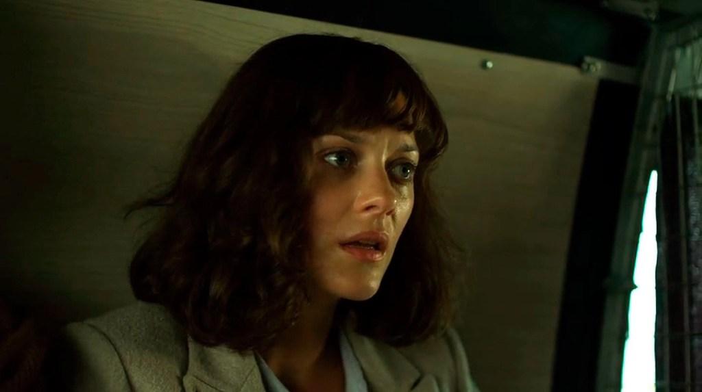 Marion Cotillard in Contagion