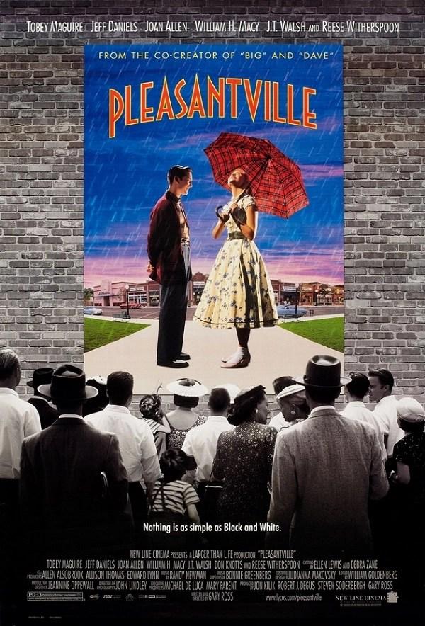 Pleasantville locandina film