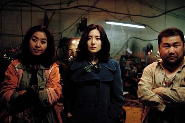 Yeong-ae Lee, Bu-seon Kim, e Chang-Seok Ko in Lady Vendetta