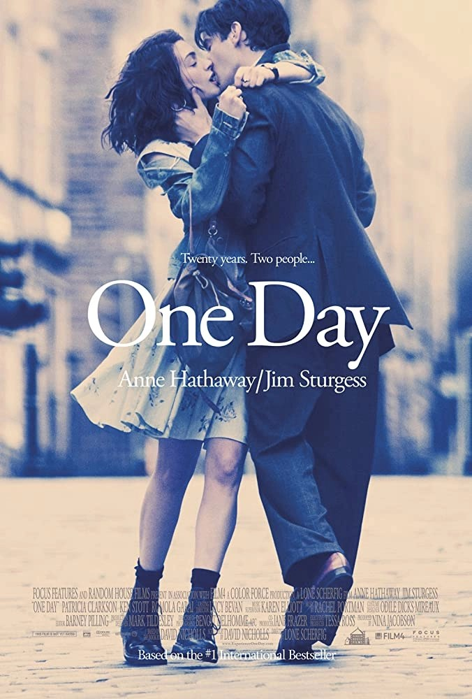 one day locandina