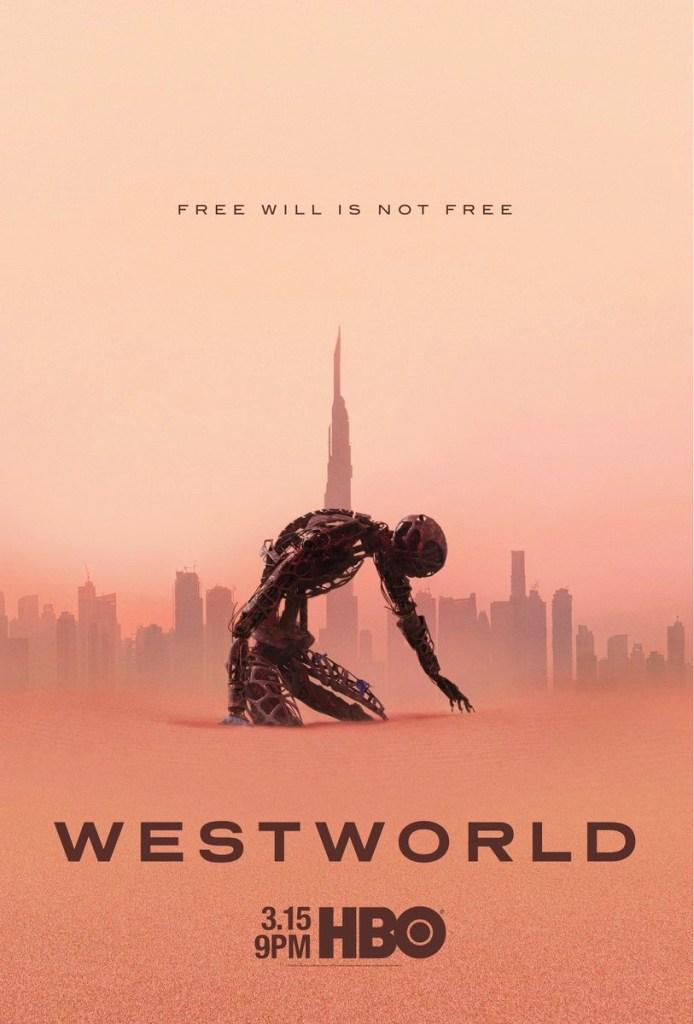 westworld 3 locandina