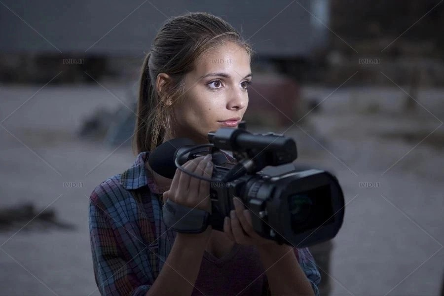Caitlin Stasey in Evidence