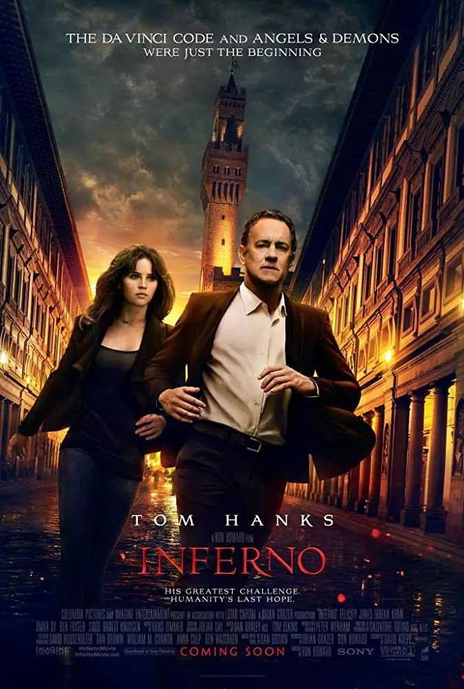 Inferno locandina film