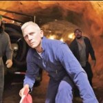 Daniel Craig, Adam Driver e Channing Tatum in una scena del film
