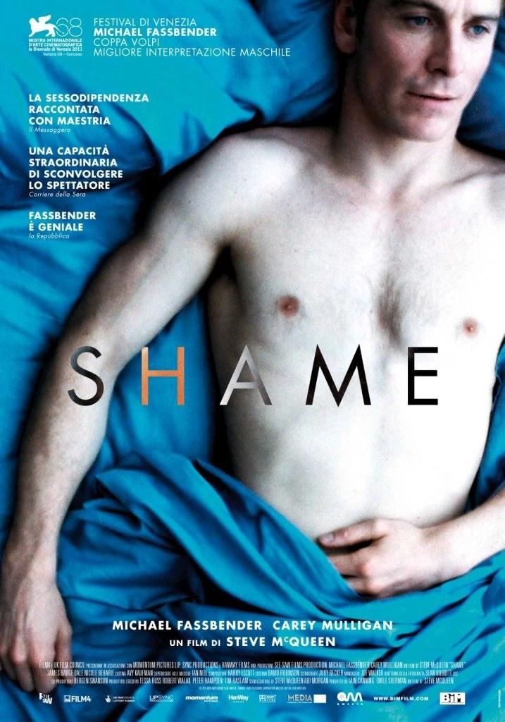 Shame locandina film