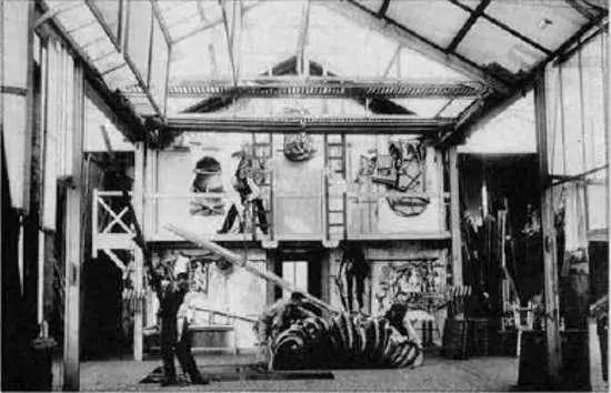 Teatro di posa Montreuil