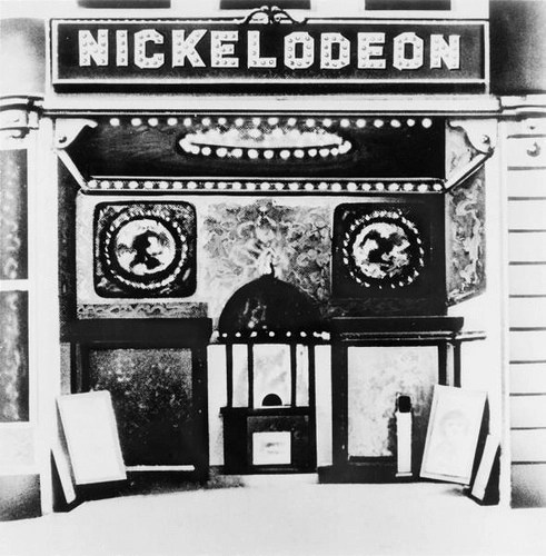 nickelodeon cinema