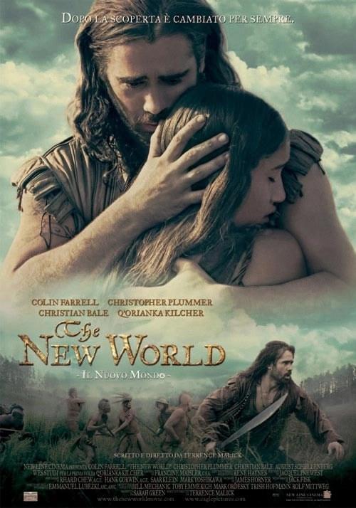 The New World - Il nuovo mondo: Confronto tra sensibilità 1