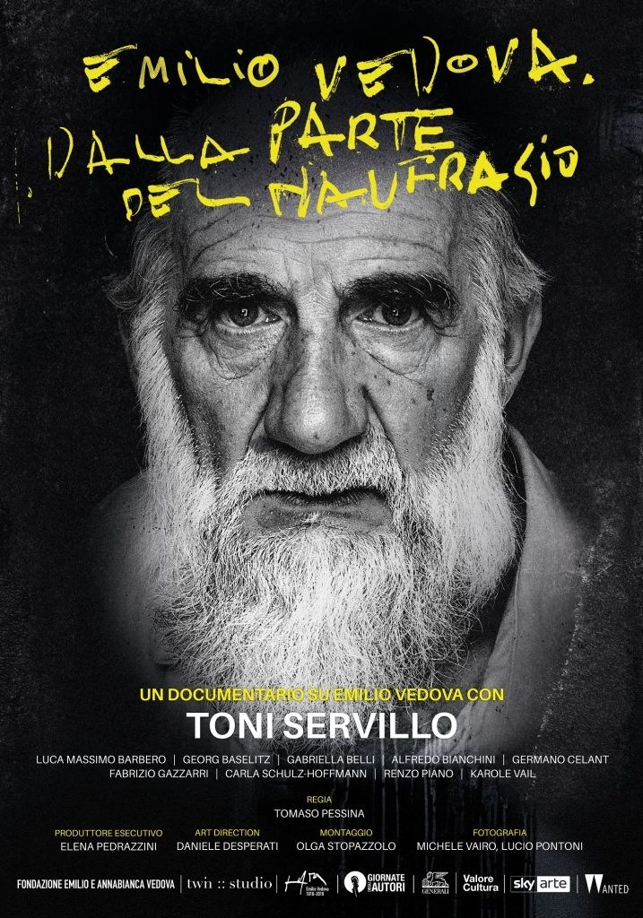 Emilio Vedova. Dalla parte del naufragio: Vita e arte del grande pittore veneziano 2
