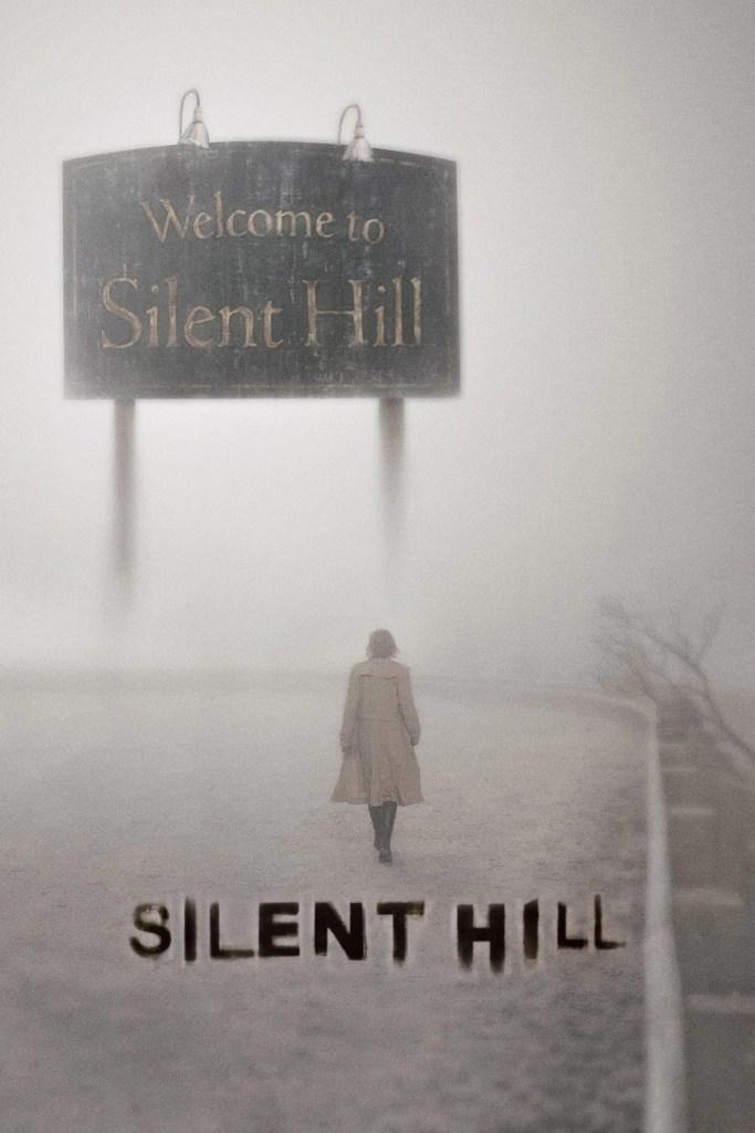 silent hill film locandina