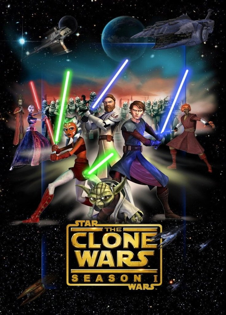 star wars the clone wars season 1