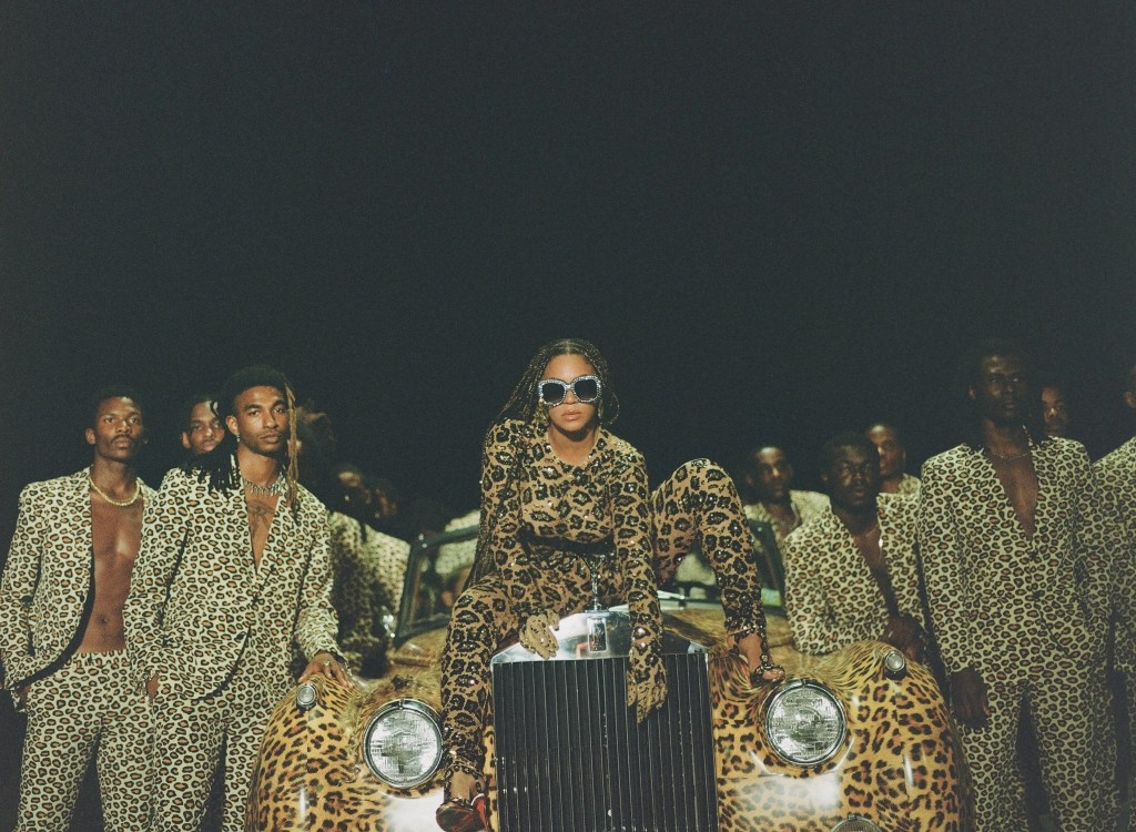 Beyoncé foto da Black Is King