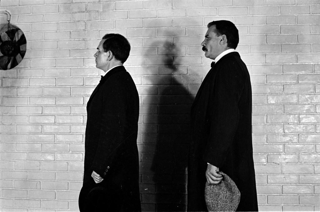 Sacco e Vanzetti, una scena del film