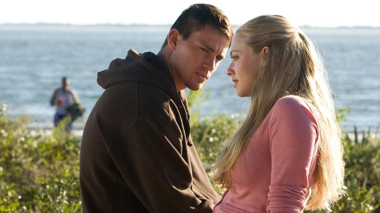 Channing Tatum e Amanda Seyfried in Dear John (2010)