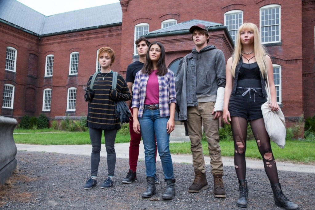 the new mutants il cast