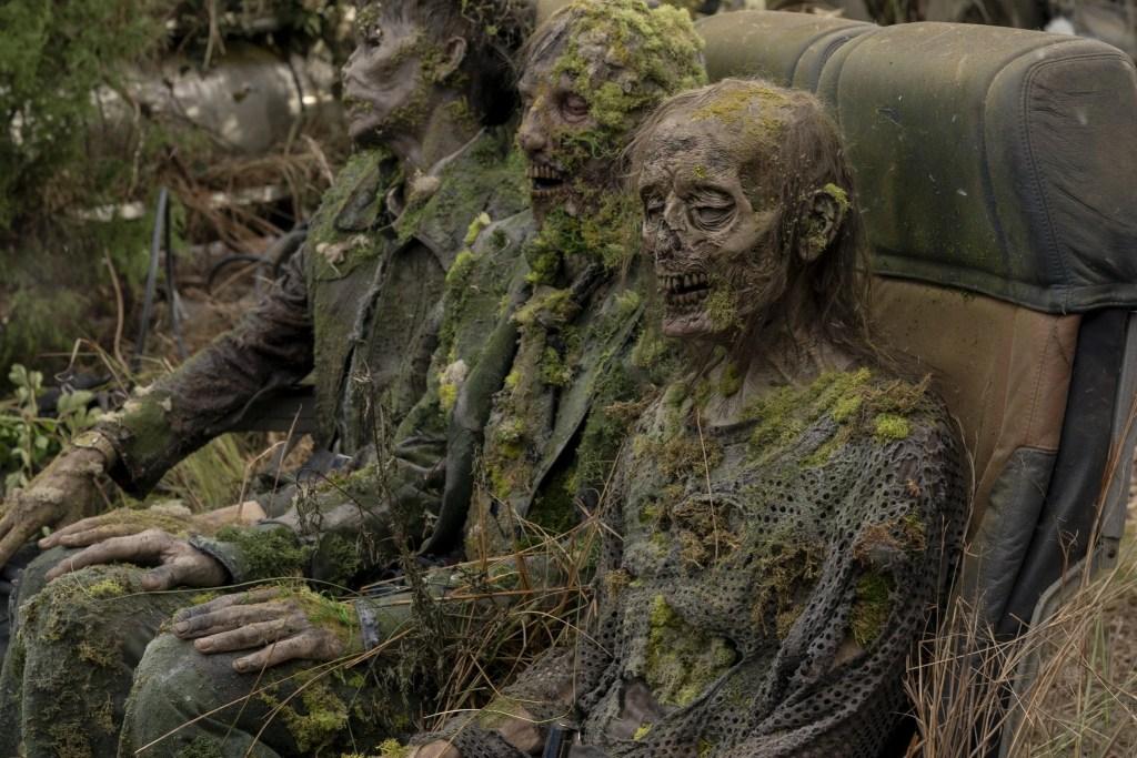 Gli zombi di THE WALKING DEAD WORLD BEYOND