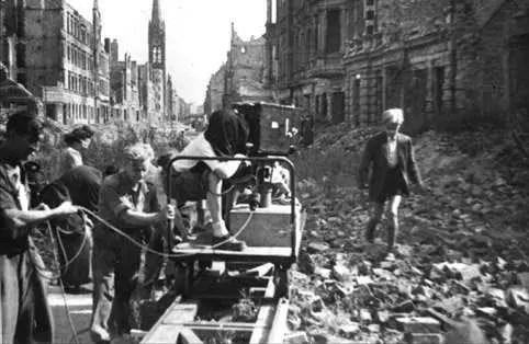 L'utilizzo del carrello nel film