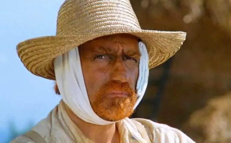 Martin Scorsese interpreta Van Gogh