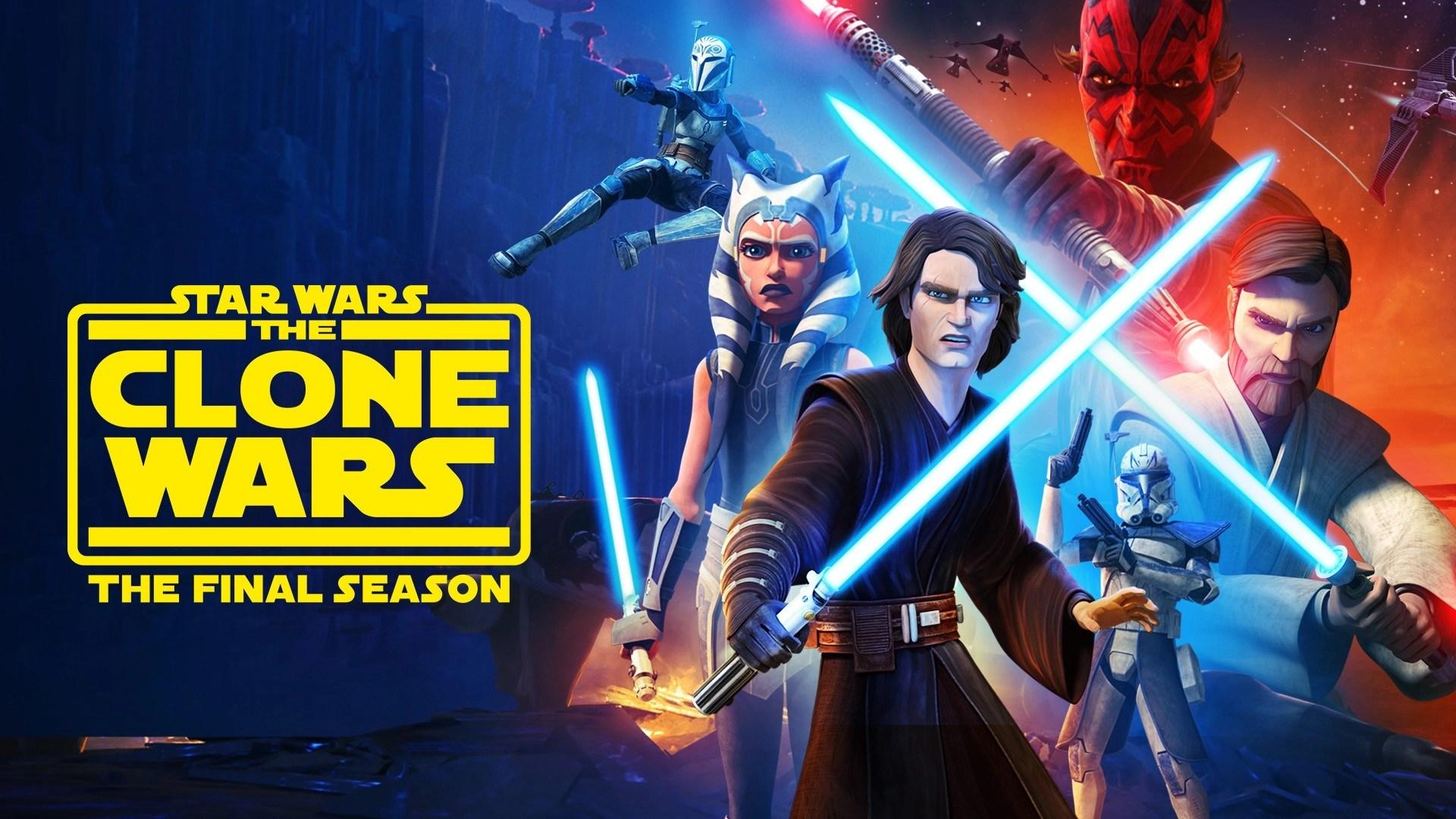 The clone wars 7 recensione serie tv