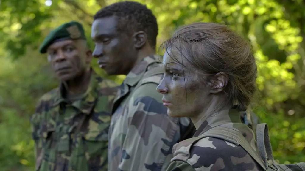 """In prima linea: una donna in marina - Il nuovo """"soldato Jane"""" che parla francese 5"""