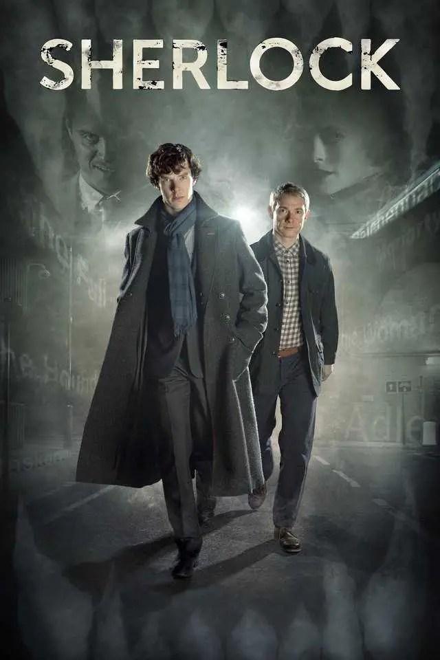 Sherlock 2 locandina