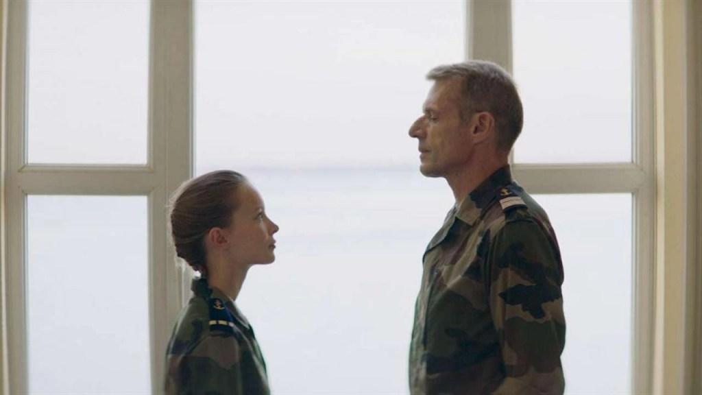 """In prima linea: una donna in marina - Il nuovo """"soldato Jane"""" che parla francese 3"""