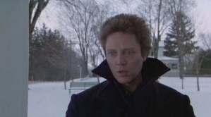 Christopher Walken in una scena del film
