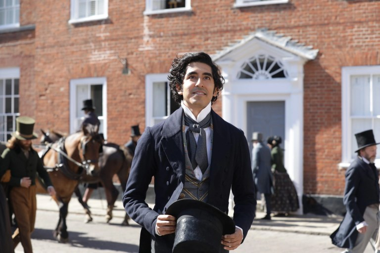 "Dev Patel in ""La vita straordinaria di David Copperfield"" (2019)"