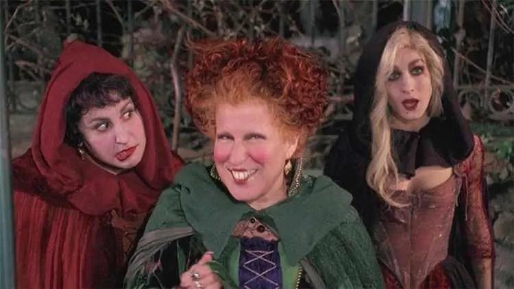 Winifred, Mary e Sarah