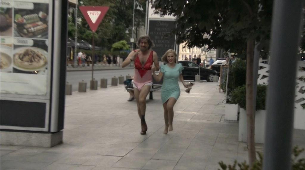 Borat - Seguito di film cinema scena film