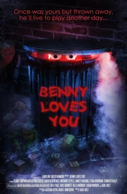 Benny Loves You locandina del film
