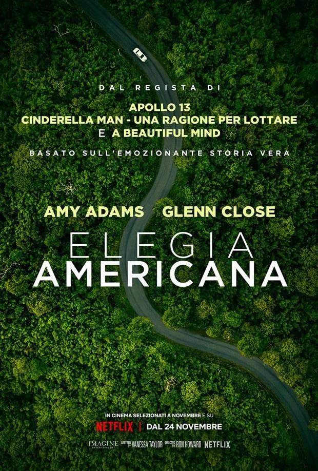 Elegia americana locandina (2020)