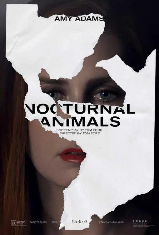 animali notturni locandina del film