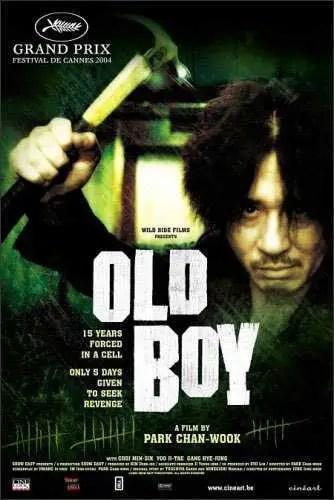 oldboy locandina film